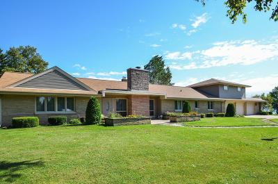 Ozaukee County Single Family Home Active Contingent With Offer: 234 Lake Shore Rd