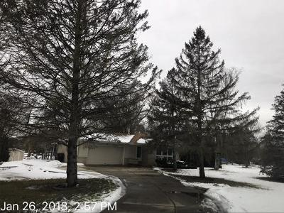 Waterford Single Family Home Active Contingent With Offer: 7750 Martha Cir