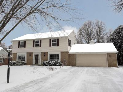 Ozaukee County Single Family Home Active Contingent With Offer: 336 Crescent Ln