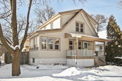 West Allis Single Family Home Active Contingent With Offer: 2161 S 77th St