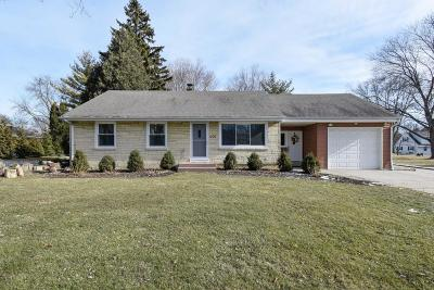 Brookfield Single Family Home Active Contingent With Offer: 1100 Wilson Dr