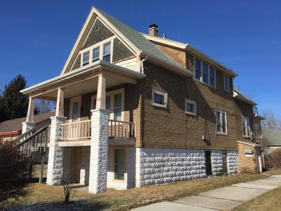 South Milwaukee Multi Family Home For Sale: 1500 Marquette Ave