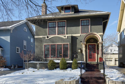 Milwaukee County Single Family Home For Sale: 3921 N Prospect