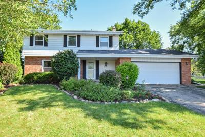 Germantown Single Family Home Active Contingent With Offer: N114w15394 Gettysburg Dr