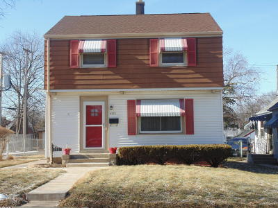 Milwaukee Single Family Home Active Contingent With Offer: 4331 N 15th St