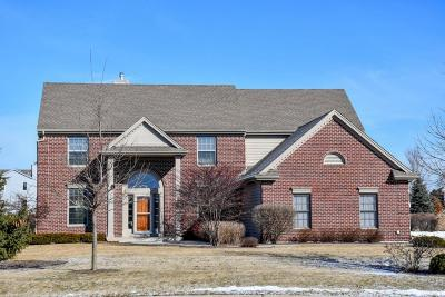 Hartland Single Family Home Active Contingent With Offer: 104 Trails Edge