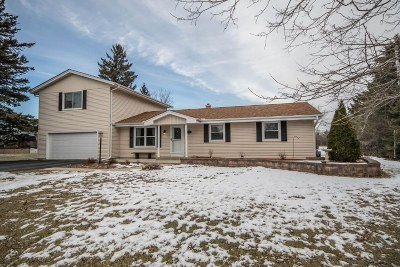 Mukwonago Single Family Home For Sale: S76w33036 Horseshoe Dr