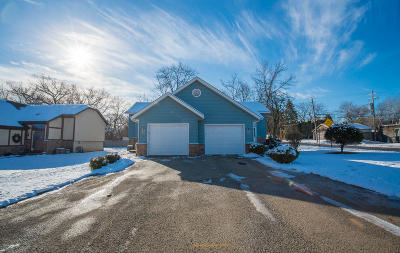 Greenfield Two Family Home Active Contingent With Offer: 4053 W Howard Ave #4055
