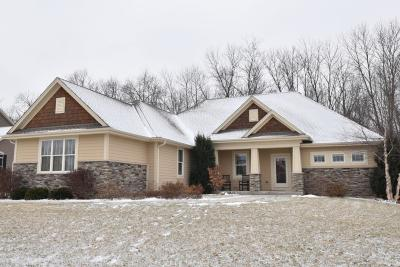 Waukesha County Single Family Home Active Contingent With Offer: W175n5261 Highridge Dr
