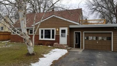 Muskego Single Family Home For Sale: S65w18680 Gem Dr