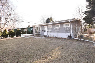 Greendale Single Family Home Active Contingent With Offer: 7313 Edgemont Ave