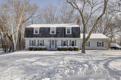 Racine County Single Family Home Active Contingent With Offer: 2747 Donegal Dr