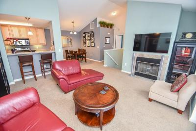 Pewaukee Condo/Townhouse Active Contingent With Offer: N16w26401 Meadowgrass Cir #F