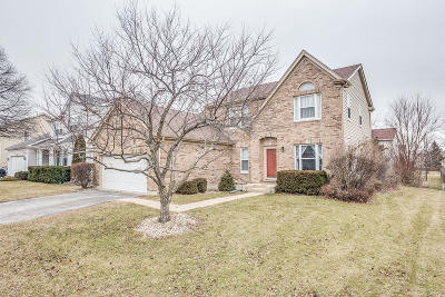 Kenosha Single Family Home Active Contingent With Offer: 9314 68th St