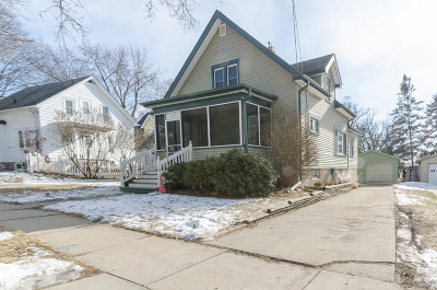 Jefferson County Single Family Home Active Contingent With Offer: 1105 Carr St