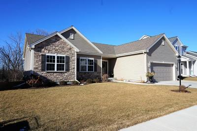 Jackson Single Family Home Active Contingent With Offer: W206n16365 Marshland Dr