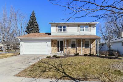 Kenosha Single Family Home For Sale: 4232 89th St