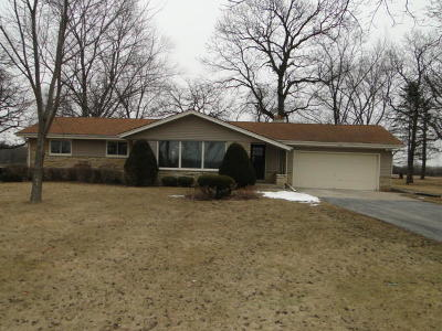 Waterford Single Family Home Active Contingent With Offer: 3803 Gale Rd