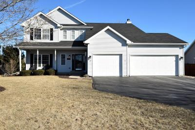 Pleasant Prairie Single Family Home Active Contingent With Offer: 3310 122nd St.