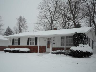 Menomonee Falls Single Family Home Active Contingent With Offer: W172n8418 Shady Ln