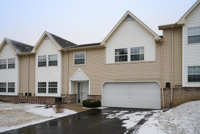 Brookfield Condo/Townhouse Active Contingent With Offer: 390 Dustin Dr