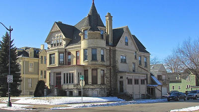 Racine County Multi Family Home For Sale: 1100 Main St