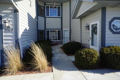 Greenfield Condo/Townhouse Active Contingent With Offer: 5304 S Hidden Dr