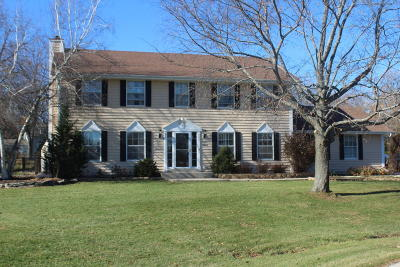 Nashotah Single Family Home Active Contingent With Offer: W329n4281 Starboard Dr