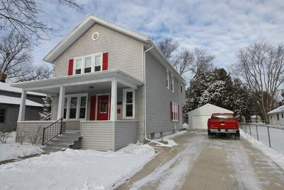 Whitewater Single Family Home Active Contingent With Offer: 254 S Janeville St