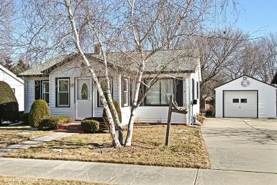 Washington County Single Family Home Active Contingent With Offer: 1174 Kewaskum St.