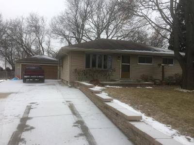 Franklin Single Family Home Active Contingent With Offer: 3513 W Madison Blvd