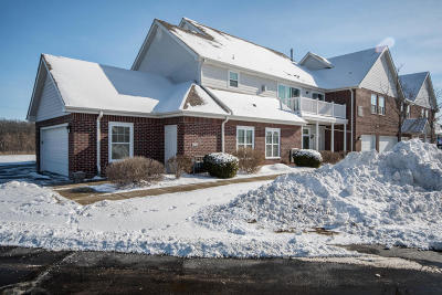 Milwaukee County Condo/Townhouse Active Contingent With Offer: 12136 W Virginia Cir #2