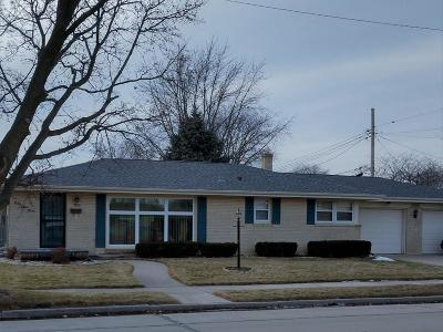 Racine Single Family Home Active Contingent With Offer: 3830 Green St