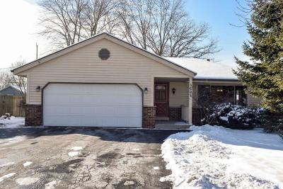 Greenfield Single Family Home Active Contingent With Offer: 5621 S 43rd St