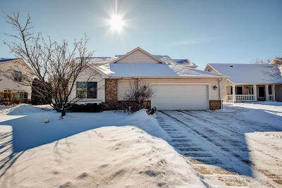 Greenfield Condo/Townhouse Active Contingent With Offer: 5403 W Edgerton