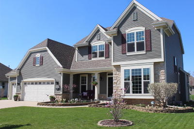 Waukesha County Single Family Home Active Contingent With Offer: 616 Prairie Hill Ave