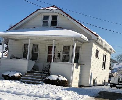 Kenosha Single Family Home Active Contingent With Offer: 5419 34th Ave