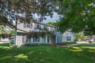 Brookfield Single Family Home For Sale: 1060 Hawthorne Ridge Dr