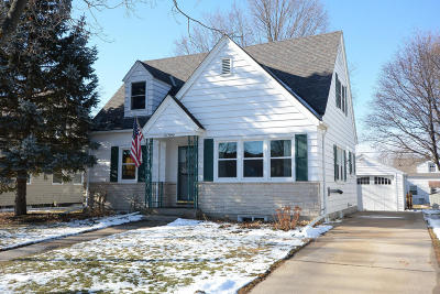 Washington County Single Family Home Active Contingent With Offer: 680 Midland Ave