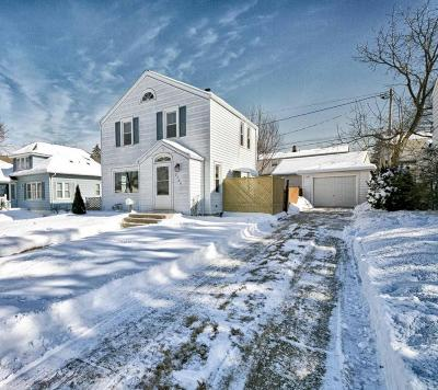 West Allis Single Family Home Active Contingent With Offer: 2180 S 89th St