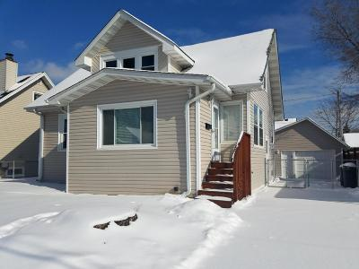 Kenosha Single Family Home Active Contingent With Offer: 7723 17th Ave