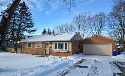 Muskego Single Family Home Active Contingent With Offer: S69w14780 Cornell Dr