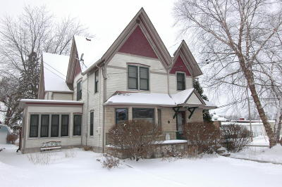 Mayville Single Family Home For Sale: 131 N John St