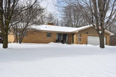Brookfield Single Family Home Active Contingent With Offer: 4265 N 163rd St