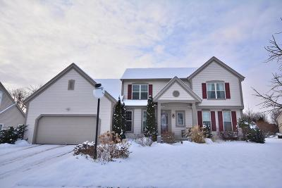 Waukesha Single Family Home Active Contingent With Offer: 947 Dana Ln