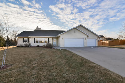 Washington County Single Family Home Active Contingent With Offer: 223 Quail Cir