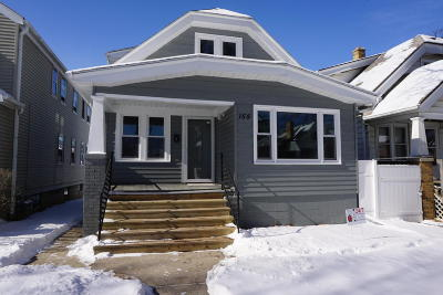 Single Family Home For Sale: 155 N 67th St