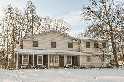 New Berlin Single Family Home Active Contingent With Offer: 14555 W Rogers Dr