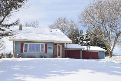 Ozaukee County Single Family Home For Sale: N6221 Clearview