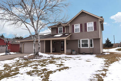 New Berlin Single Family Home Active Contingent With Offer: 4135 S Regal Manor Ct